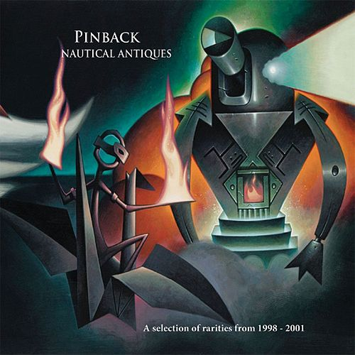 Nautical Antiques by Pinback