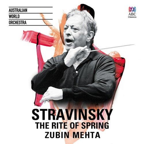 Stravinsky: The Rite Of Spring de Zubin Mehta