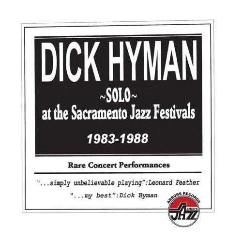 Solo At The Sacramento Jazz Festivals 1983-1988 de Dick Hyman
