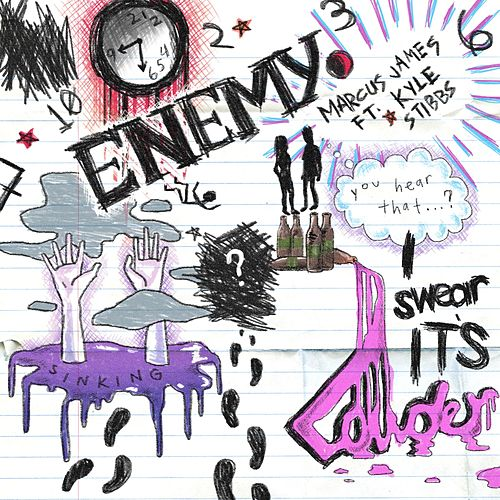 Enemy (feat. Kyle Stibbs) by Marcus James