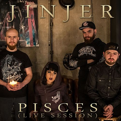 Pisces (Live Session) by Jinjer