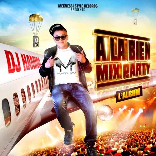 A la bien Mix Party 2014 (L'album) by DJ Hamida