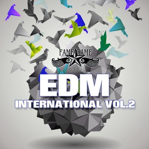 EDM International, Vol. 2 by Various Artists