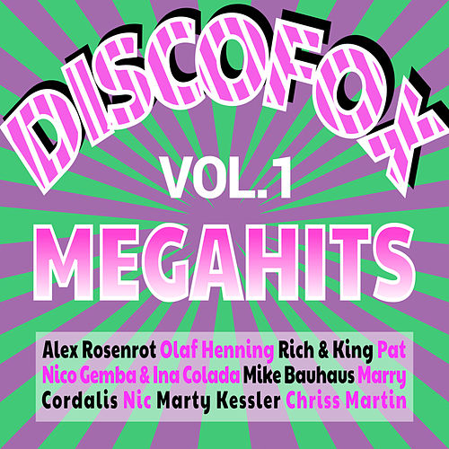 Discofox Megahits, Vol. 1 fra Various Artists