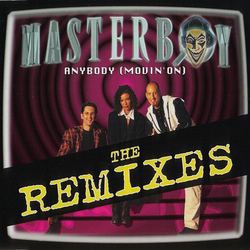 Anybody (movin'on)  The Remixes von Masterboy