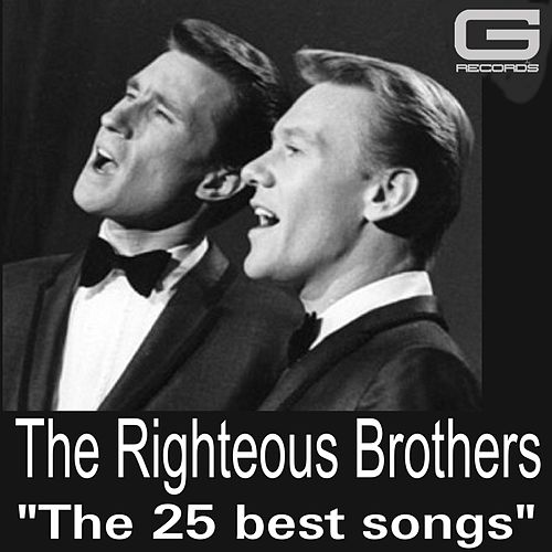 The 25 Best Songs van The Righteous Brothers