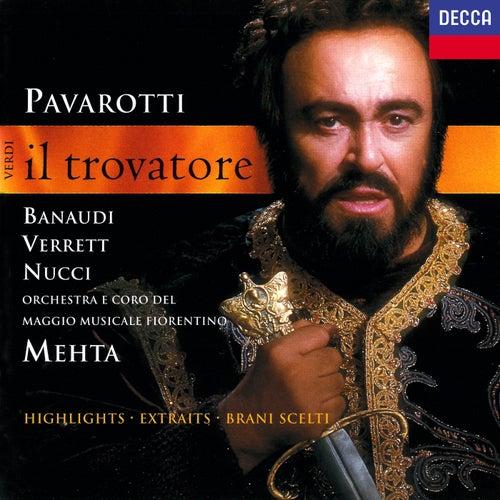 Verdi: Il Trovatore (Highlights) de Zubin Mehta