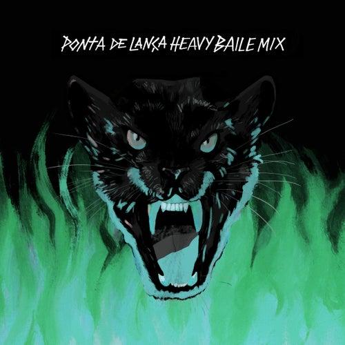 Ponta de Lança (Heavy Baile Mix) by Rincon Sapiência
