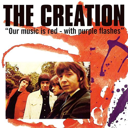 Our Music Is Red - With Purple Flashes (Deluxe) von The Creation