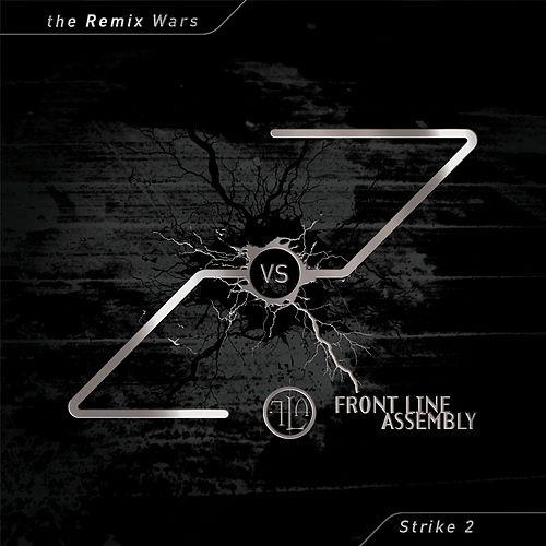 The Remix Wars Strike 2 von Front Line Assembly