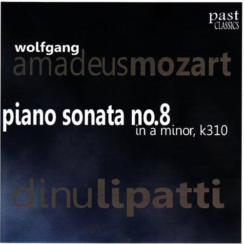 Mozart: Piano Sonata No. 8 by Dinu Lipatti