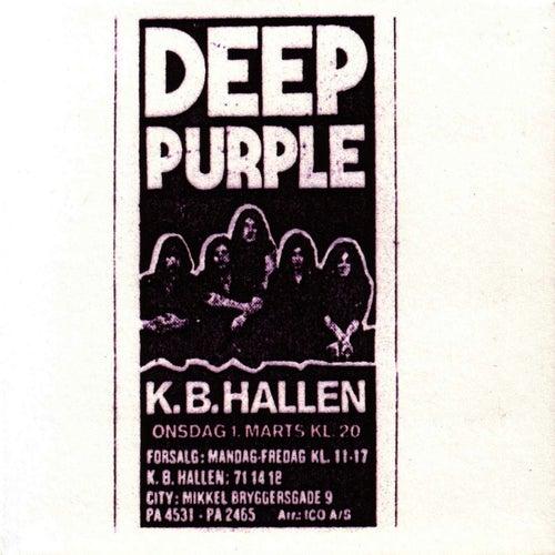 Live In Denmark '72 de Deep Purple