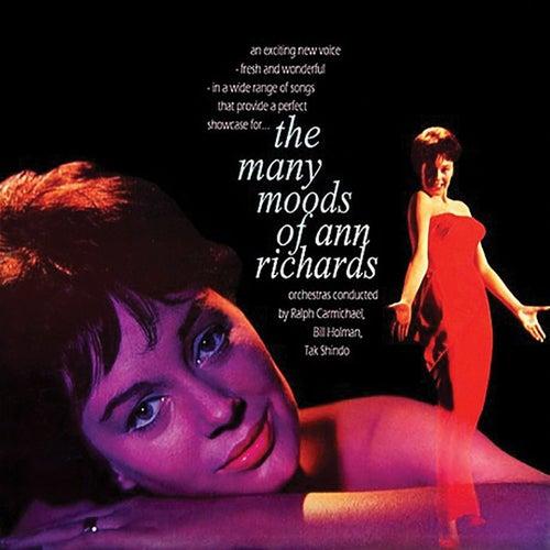 The Many Moods of Ann Richards (Remastered) de Ann Richards
