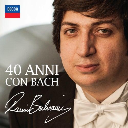Ramin Bahrami: 40 Anni Con Bach di Various Artists