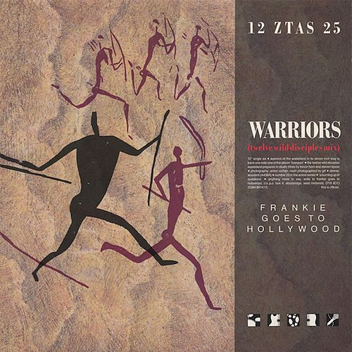 Warriors of the Wasteland de Frankie Goes to Hollywood