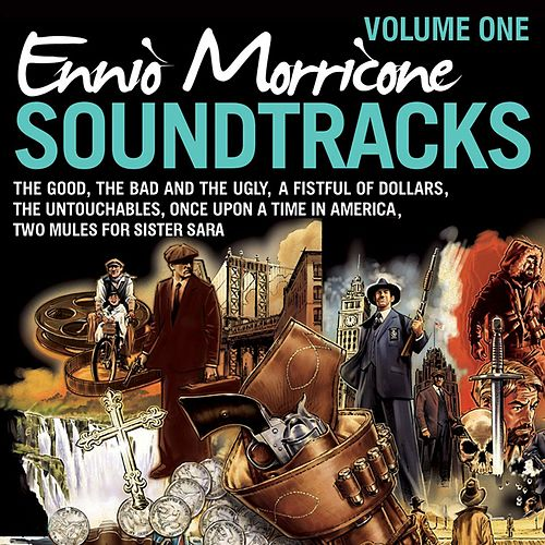 Ennio Morricone Soundtracks, Vol. 1 by City of Prague Philharmonic
