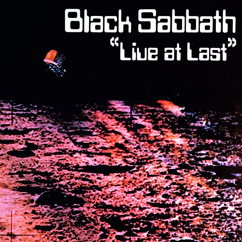 Live at Last von Black Sabbath