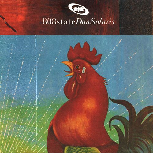 Don Solaris (Deluxe Edition) de 808 State