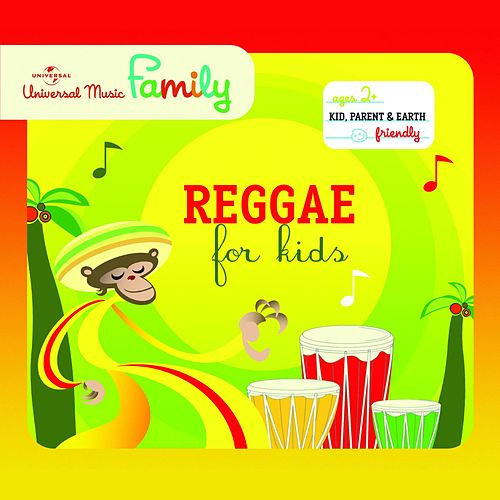 Reggae for Kids by Various Artists