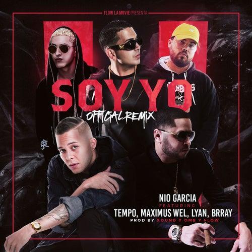 Soy Yo (Remix) de Nio Garcia