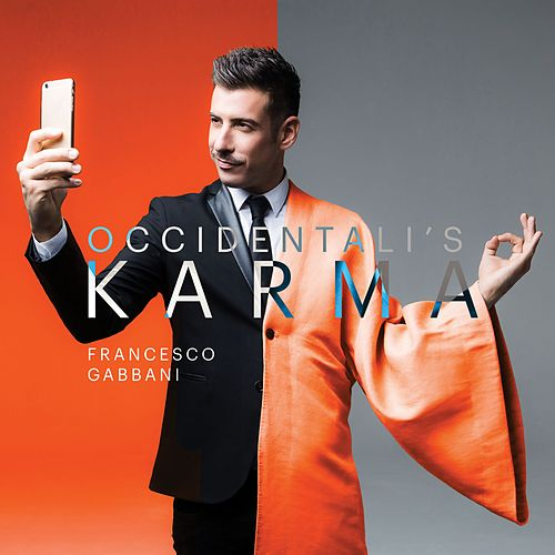 Occidentali's Karma (Eurovision Version) de Francesco Gabbani