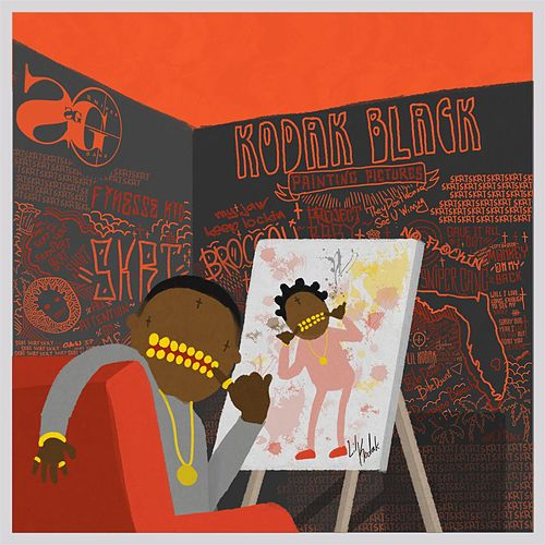 Painting Pictures by Kodak Black