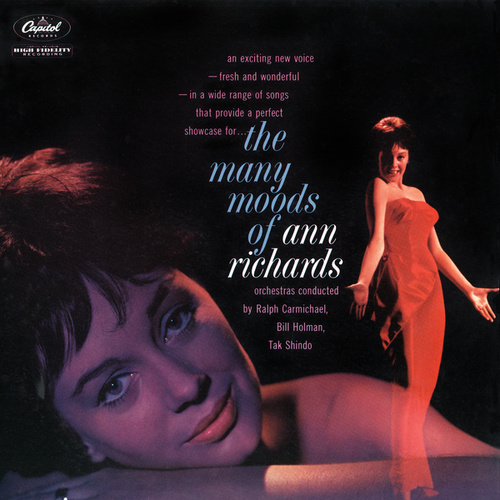 The Many Moods Of Ann Richards de Ann Richards