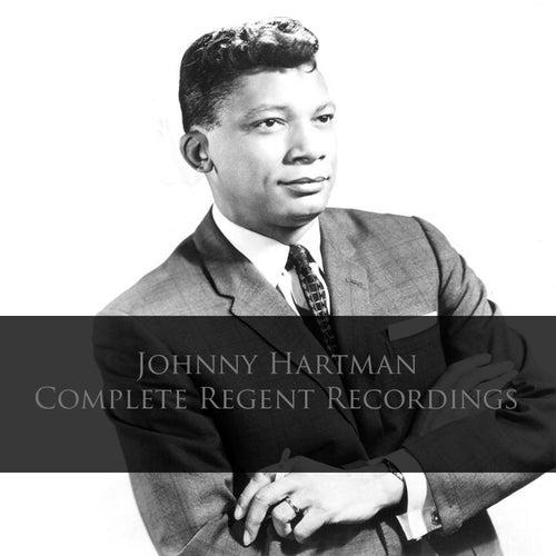 Johnny Hartman: Complete Regent Recordings de Johnny Hartman