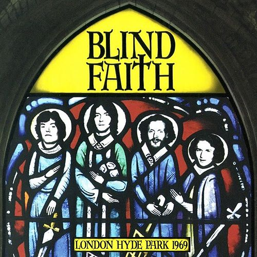 London Hyde Park (1969) de Blind Faith