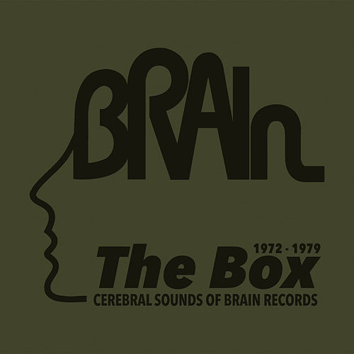The Brain Box - Cerebral Sounds Of Brain Records 1972-1979 by Various Artists