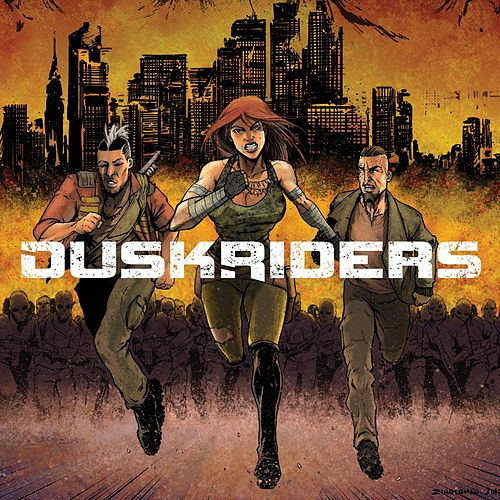 Duskriders by Tree Adams