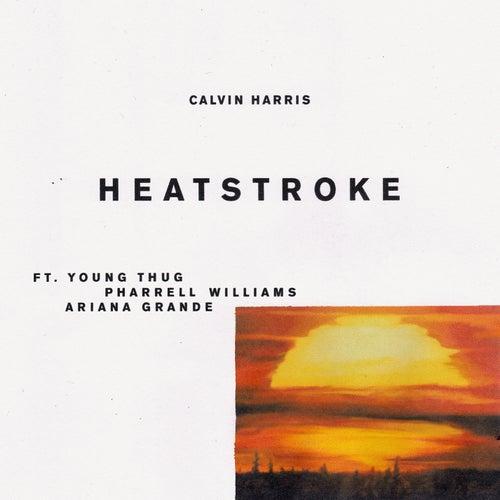 Heatstroke de Calvin Harris