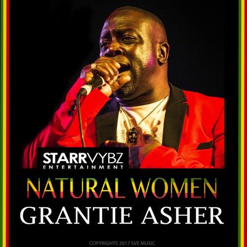 Natural Women de Grantie Asher
