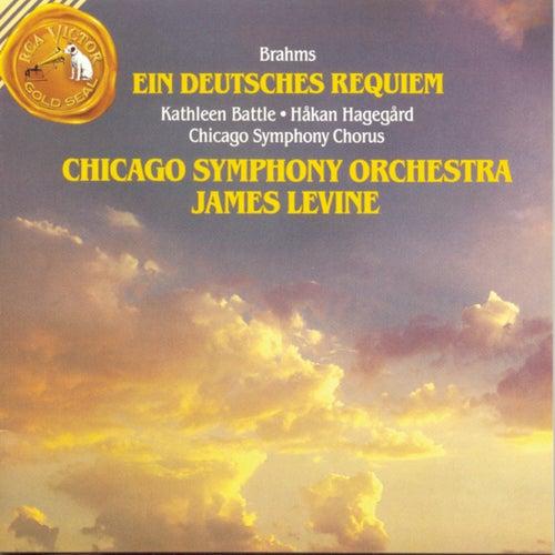 Brahms: Ein deutsches Requiem by Johannes Brahms
