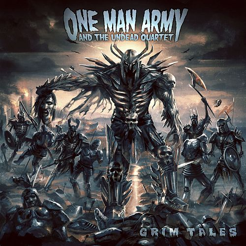 Grim Tales von One Man Army And The Undead Quartet