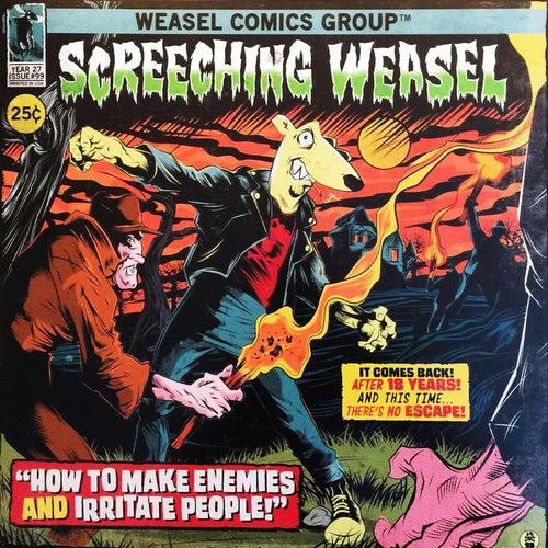 How to Make Enemies and Irritate People de Screeching Weasel