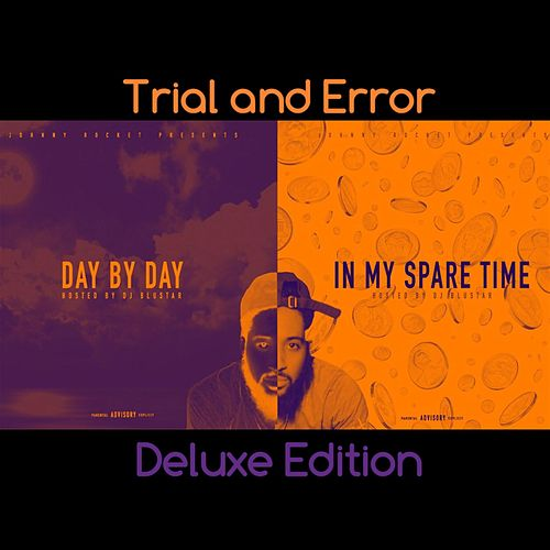 Trial and Error (Deluxe Edition) de Johnny Rocket