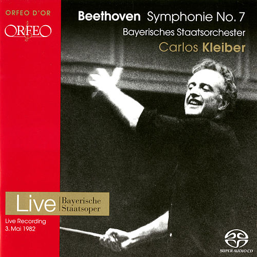 Beethoven: Symphony No. 7 in A Major, Op. 92 (Live) de Bayerisches Staatsorchester