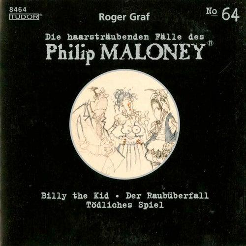 Die Haarsträubenden Fälle des Philip Maloney, Vol. 64 von Various Artists