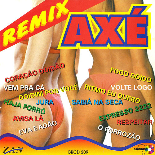 Remix Axé de Various Artists