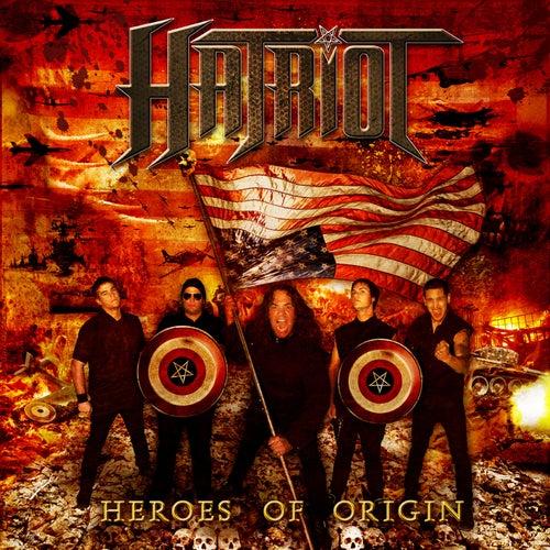 Heroes of Origin by Hatriot