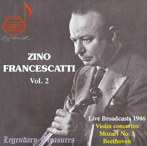 Zino Francescatti, Vol. 2 de Zino Francescatti