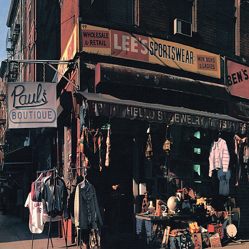 Paul's Boutique (20th Anniversary Remastered Edition) de Beastie Boys