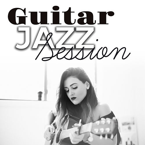 Guitar Jazz Session – Acoustic Guitar, Piano in the Background, Relaxed Jazz de Acoustic Hits