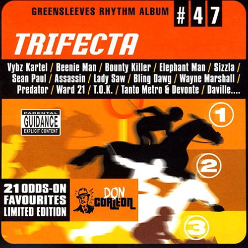 Greensleeves Rhythm Album #47: Trifecta by Various Artists