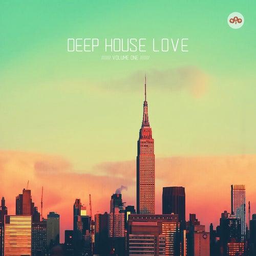 Deep House Love, Vol. 1 de Various Artists