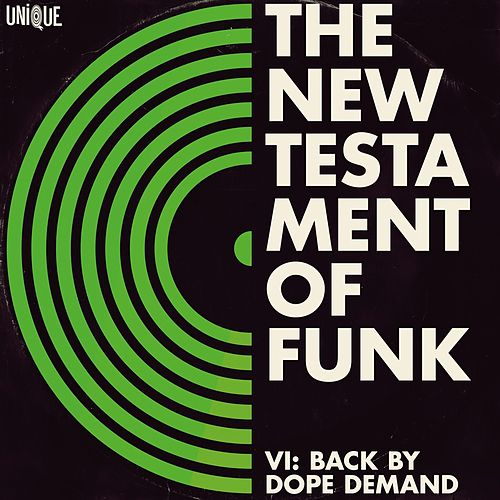 New Testament of Funk, Vol. 6 (Back by Dope Demand) von Various Artists
