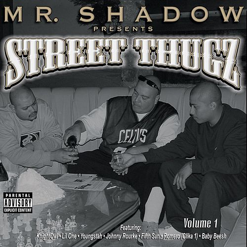 Mr. Shadow Presents Street Thugz (Volume 1) by Various Artists