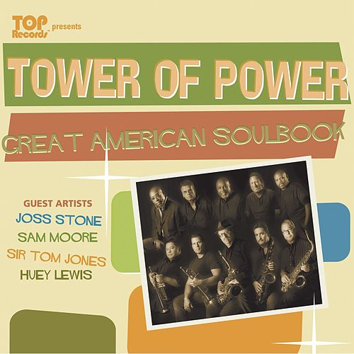 Great American Soulbook by Tower of Power