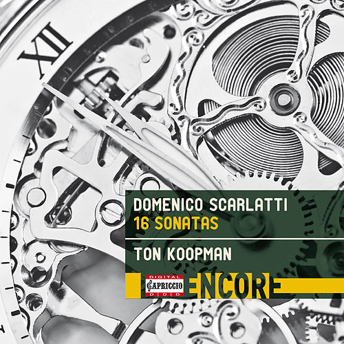 Scarlatti: 16 Sonatas by Ton Koopman